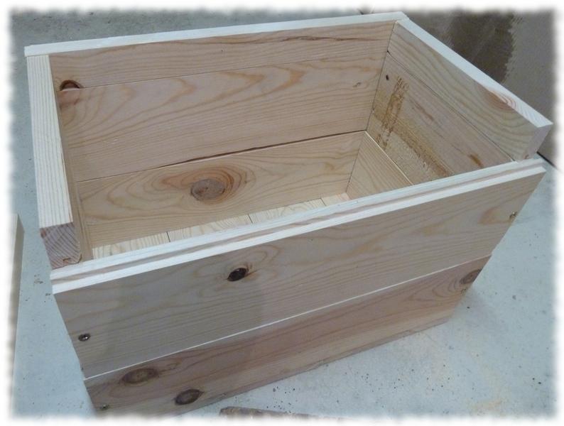 Construire une ruchette dadant en parquet