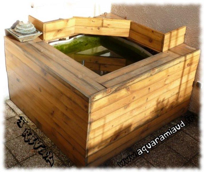 bassin hors-sol