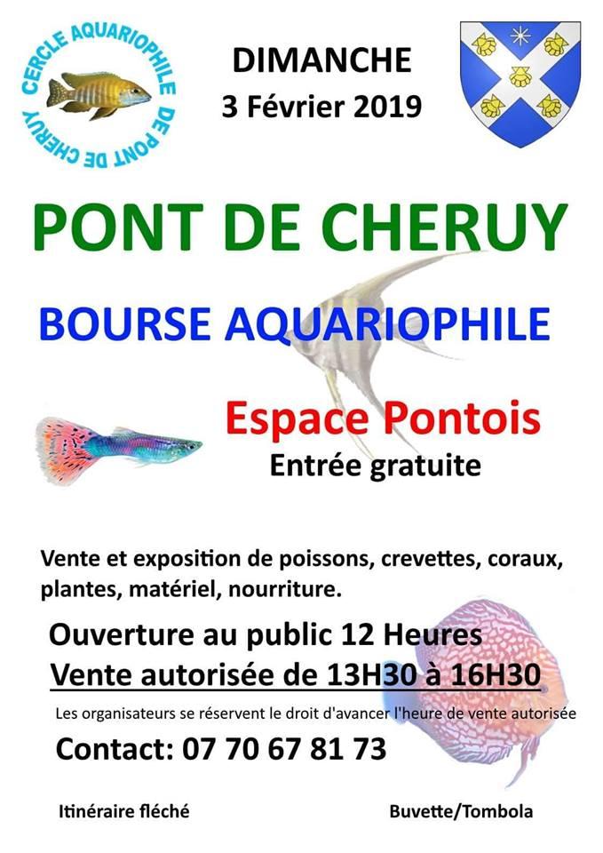 Bourse - Cercle aquariophile de Pont de Cheruy