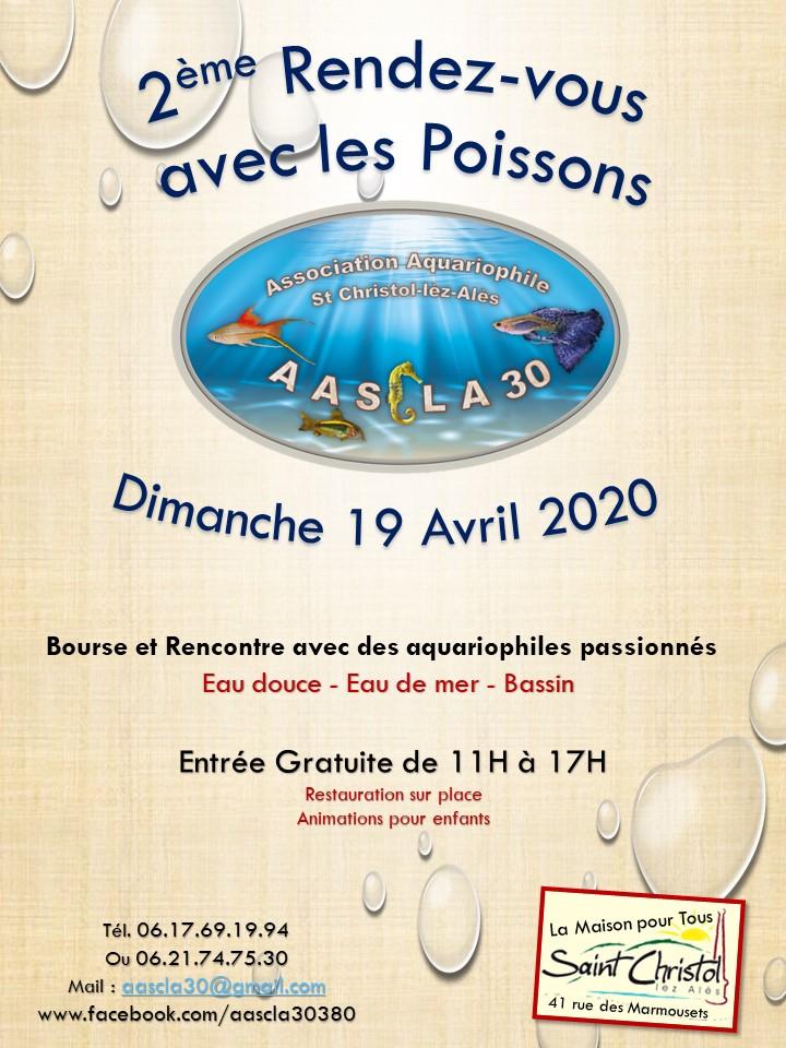 Association Aquariophile de Saint Christol-les-Ales