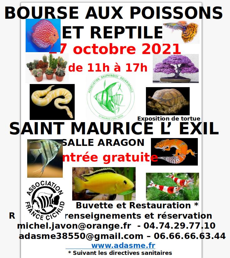 Bourse du Club de Saint Maurice-l'Exil
